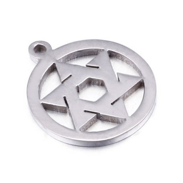 JaneE modern mens stainless steel pendant beautiful for festival gifts-4