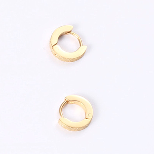 JaneE stylish surgical stainless steel earrings customized for decoration-6