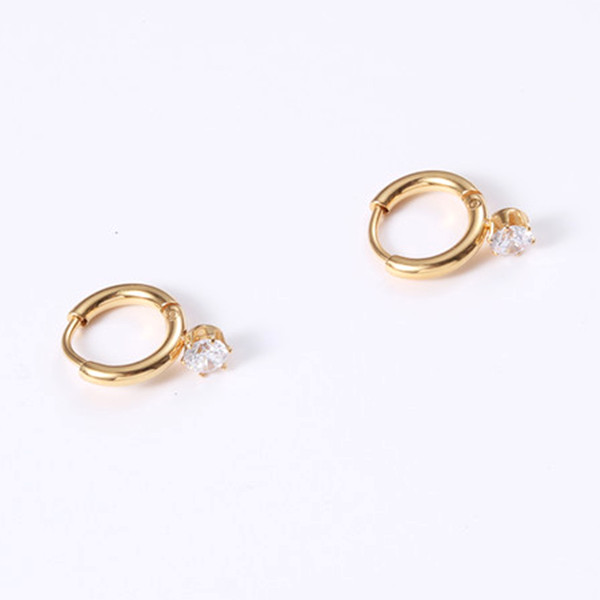 stylish hypoallergenic earrings cuff hoop ODM for decoration-4