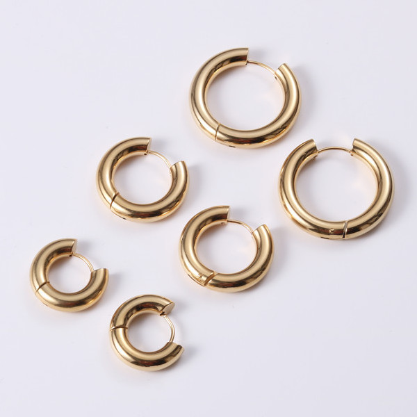 multi colors women earrings 316l ODM for women-4
