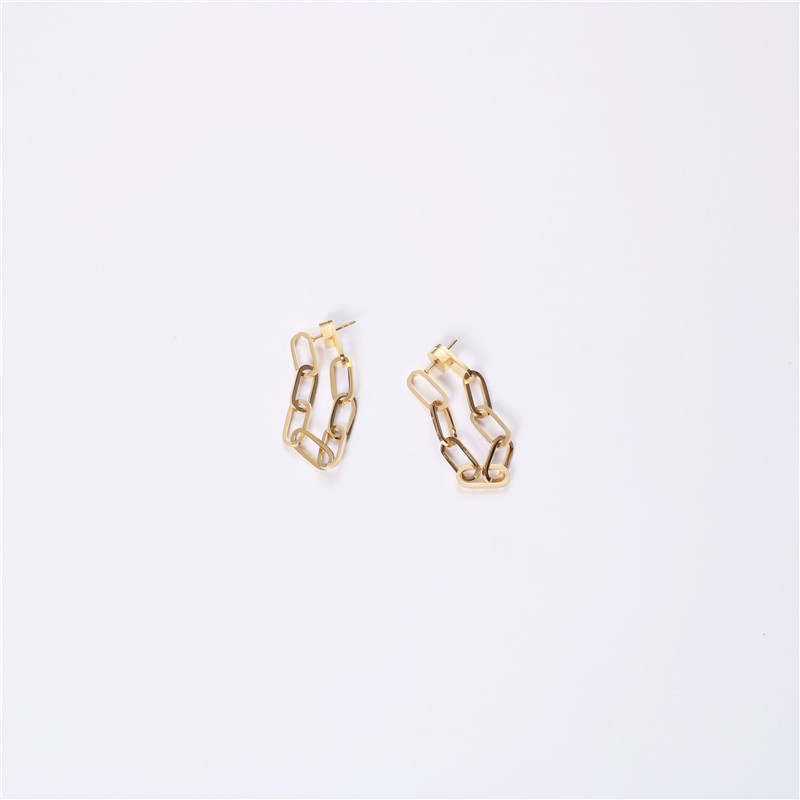 JaneE hypoallergenic 316l stainless steel earrings ODM for decoration-2