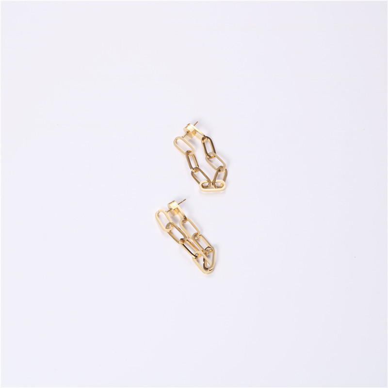 JaneE hypoallergenic 316l stainless steel earrings ODM for decoration-3