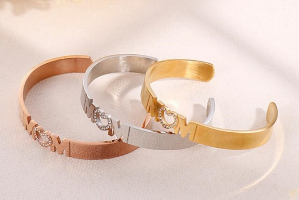JaneE multi colors mens stainless steel bangle hot selling supplier-6