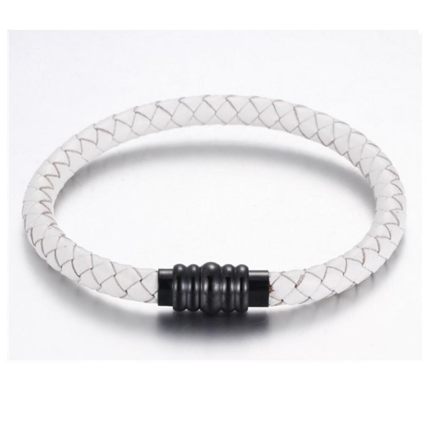 JaneE manual polished bangle for men hot selling for gift-6