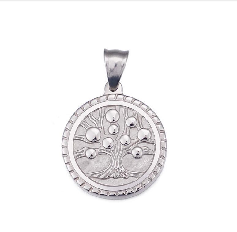 new design mens chain pendant rose gold custom for necklace-3