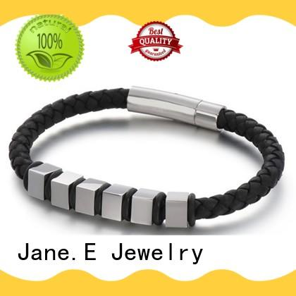 JaneE custom made stainless steel bangle hot selling for gift