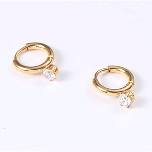 stylish hypoallergenic earrings cuff hoop ODM for decoration-1