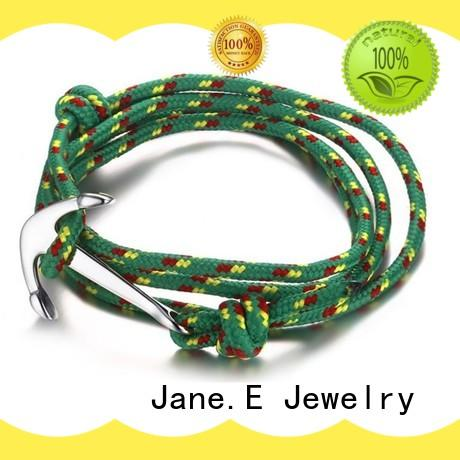 high quality satin rope bracelet for women colorful high quality for anniversary