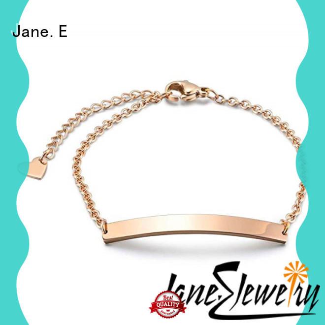 JaneE bracelet stainless steel wholesale for women