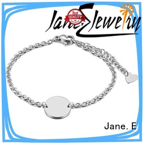 steel bracelet manual polishing customized for women