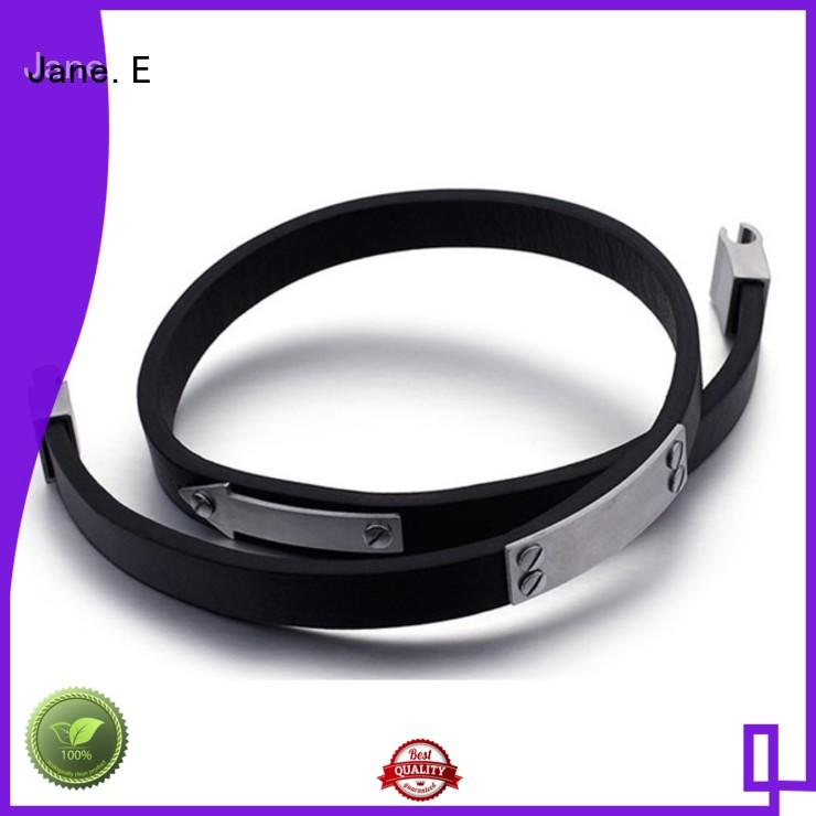 bracelet stainless steel manual polishing wholesale for decoration