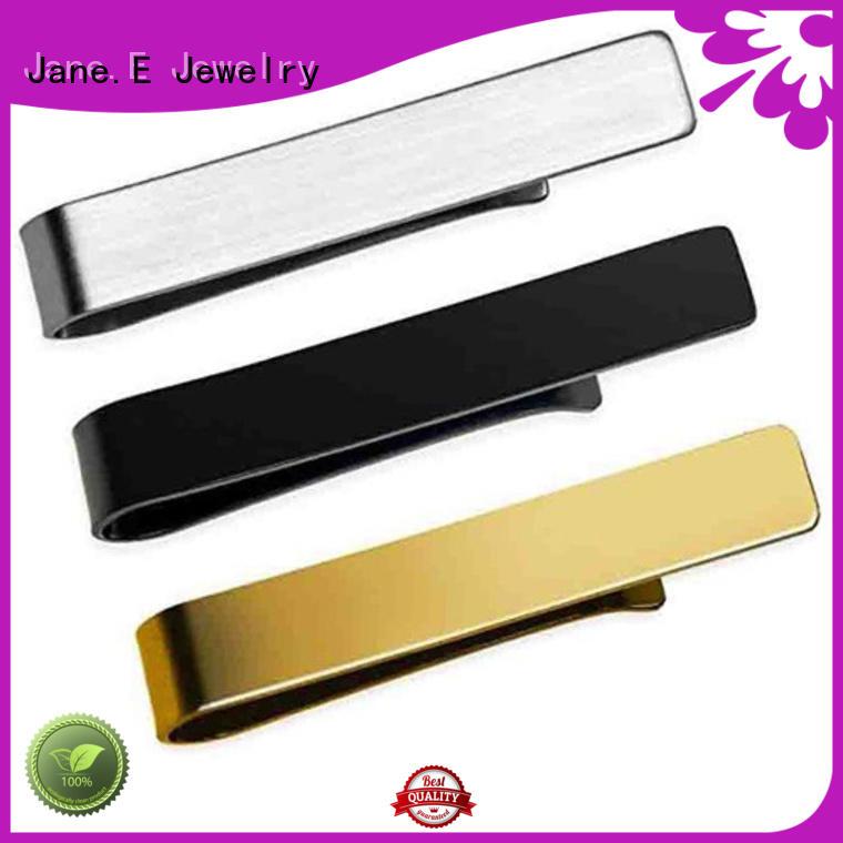 JaneE laser engraved engrave cufflinks all sizes manufacturer