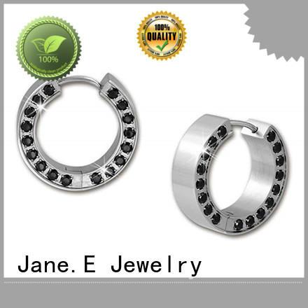 JaneE exchangeable no piercing earrings ODM for women
