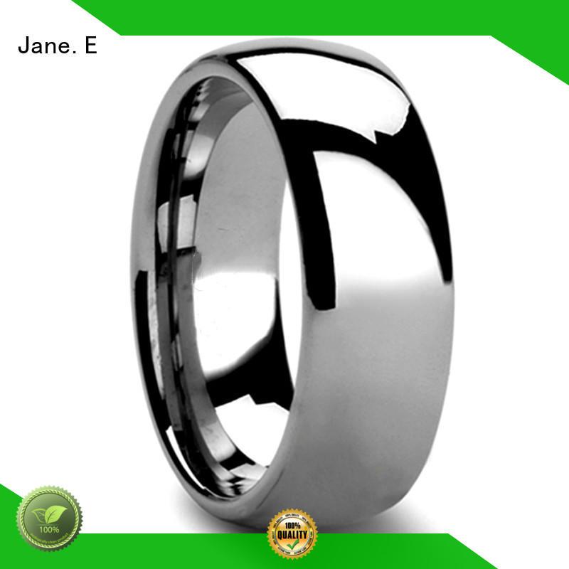 unique designtungsten rings for men meteorite matt for engagement