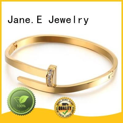 custom made stainless steel bangles wholesale 316l exquisite for gift