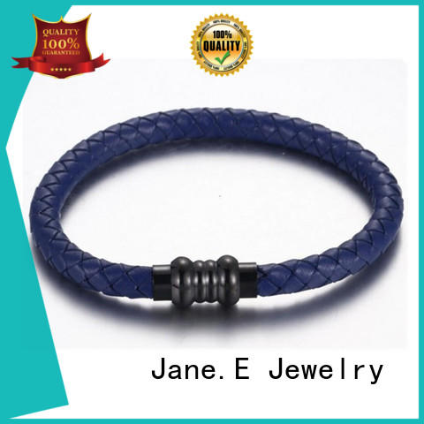 JaneE custom made stainless steel bangle bracelets exquisite supplier