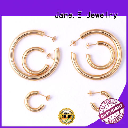 multi beads fashion earrings durable for decoration JaneE