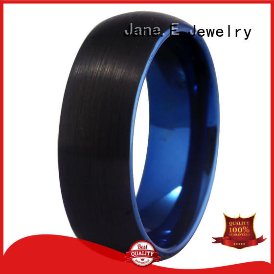 shiny polished womens tungsten wedding bands exquisite for engagement