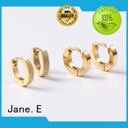 multi colors no piercing earrings 316l ODM for women