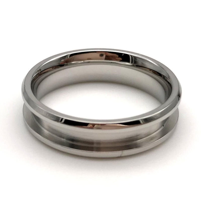 JaneE customized stainless rings fashion design for men-3