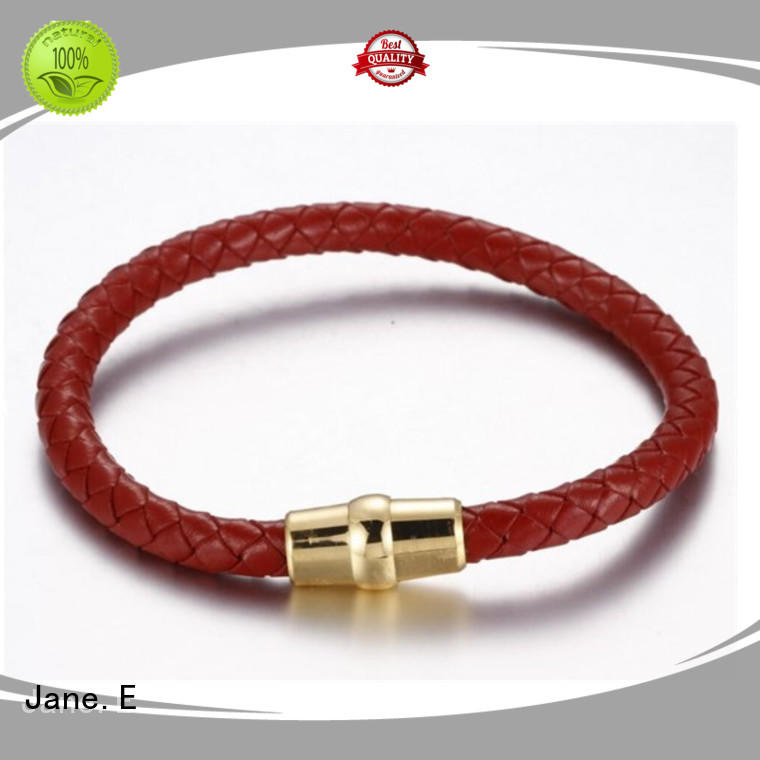 JaneE surgical bangle for men hot selling for gift