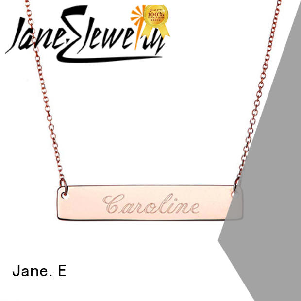 JaneE custom necklace