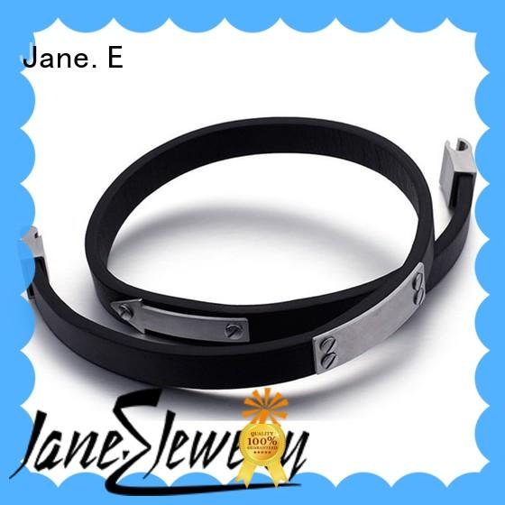 JaneE 316l stainless bracelet customized for women