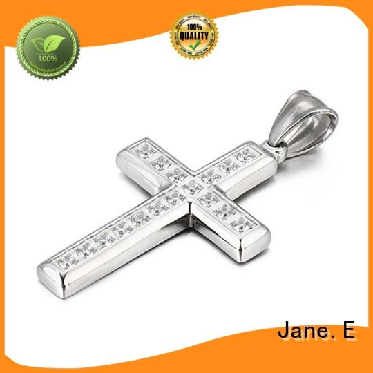 JaneE modern stainless steel charms and pendants beautiful for festival gifts