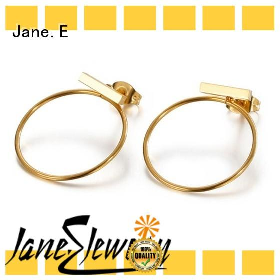 hypoallergenic surgical steel earrings blanks comfortable for decoration