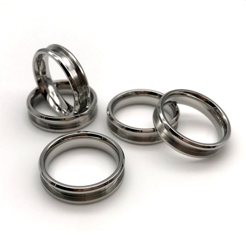 JaneE factory direct surgical steel rings multi colors for weddings-1