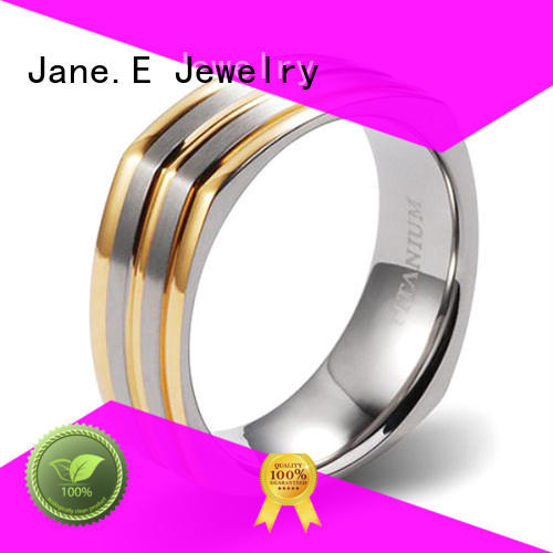 silver mens titanium wedding rings simple for anniversary
