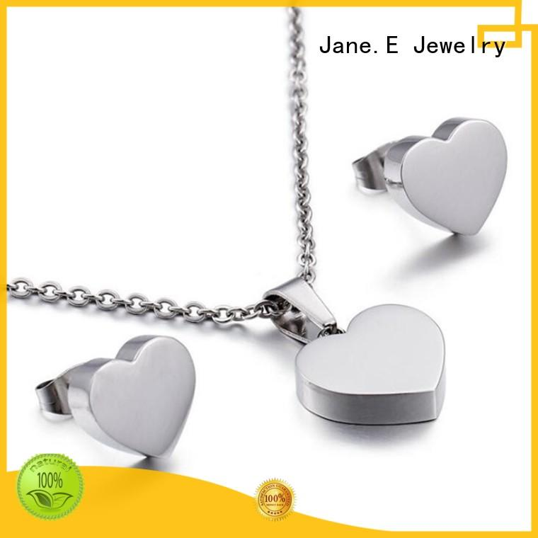 high quality stainless steel charms and pendants IP gold leather chain for festival gifts