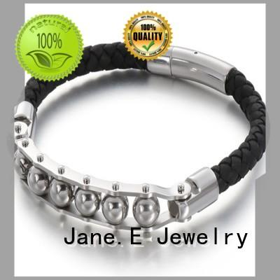 JaneE surgical bangle for men exquisite for gift