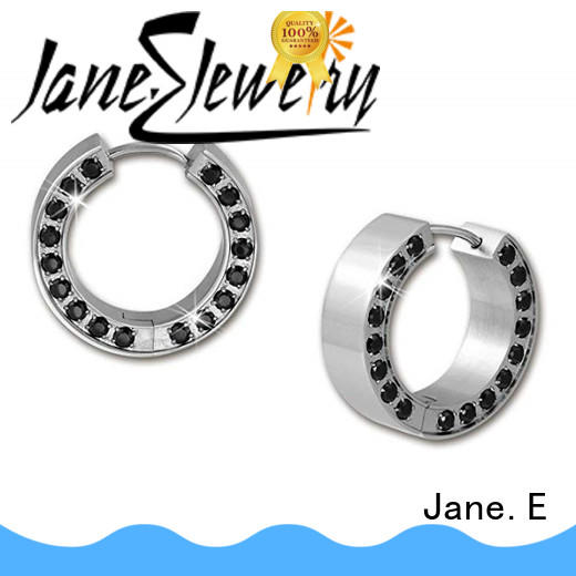 316l hypoallergenic small hoop earrings comfortable for decoration JaneE