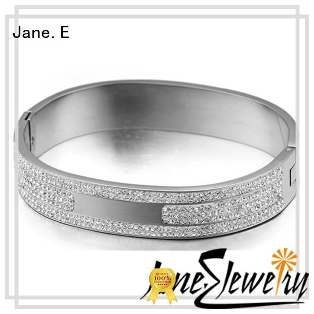 custom made bangle for men adjustable extender chain exquisite supplier