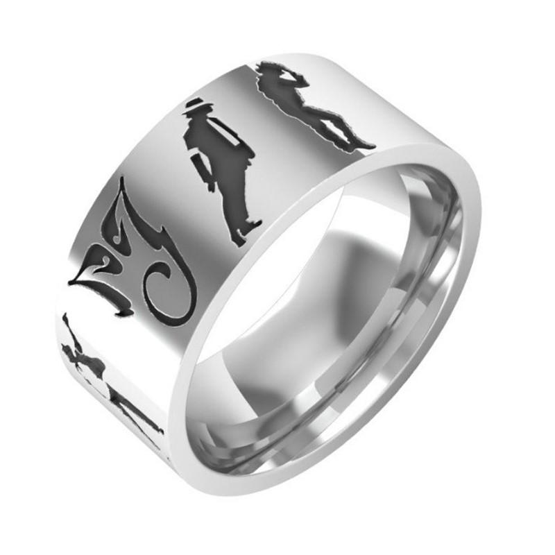 factory direct stainless steel wedding rings inlay fashion design for weddings-2