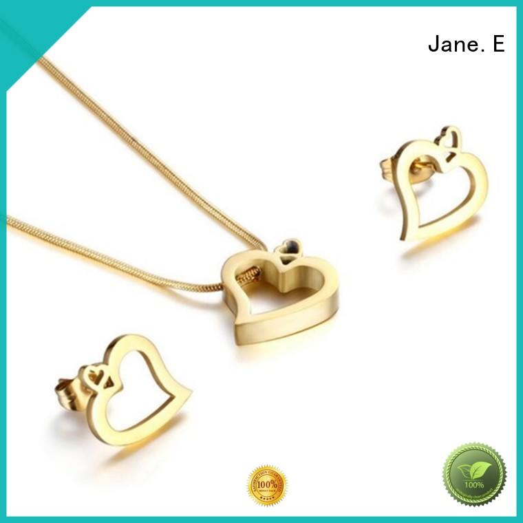 popular stainless steel jewelry 316l wholesale for women