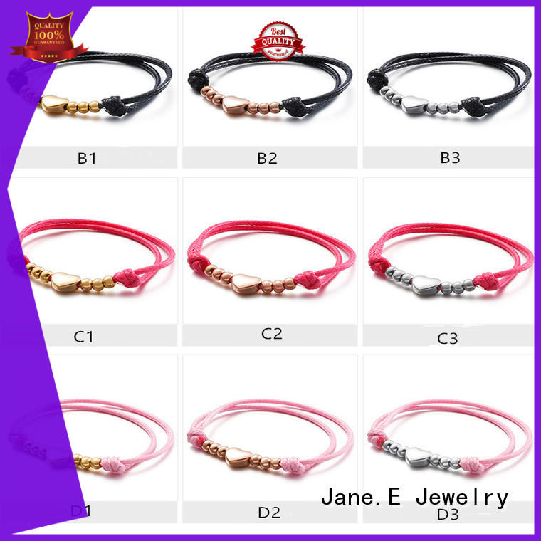 good quality bracelet for women 316l customized for decoration