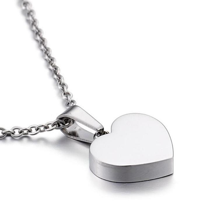 high quality stainless steel charms and pendants IP gold leather chain for festival gifts-2