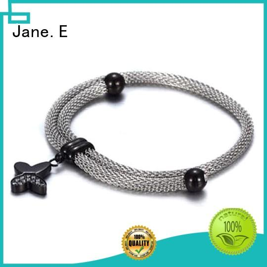 stainless steel bracelet gold plated customized for gifts