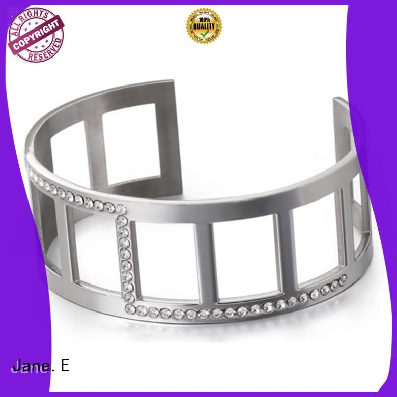 multi colors stainless steel bangle surgical exquisite manufacturer