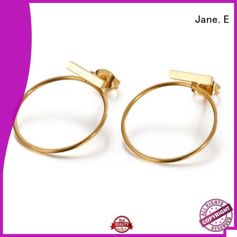 JaneE hypoallergenic hypoallergenic earrings durable for decoration