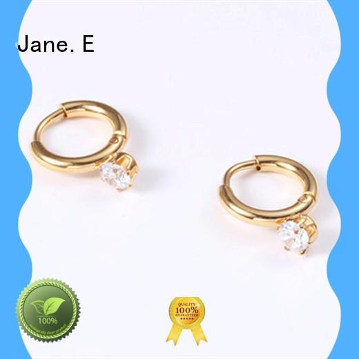 hypoallergenic 316l stainless steel earrings 316l ODM for women