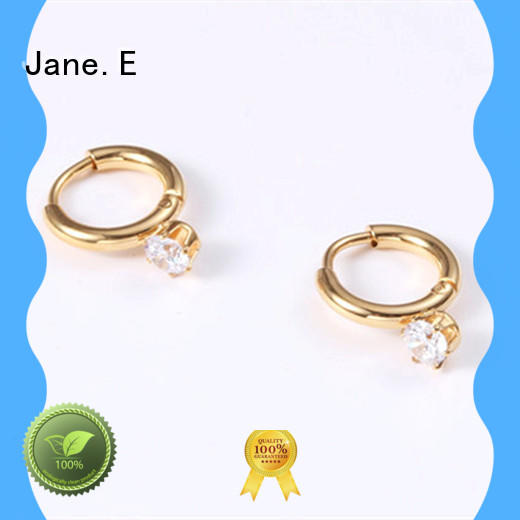 hypoallergenic 316l stainless steel earrings 316l ODM for women