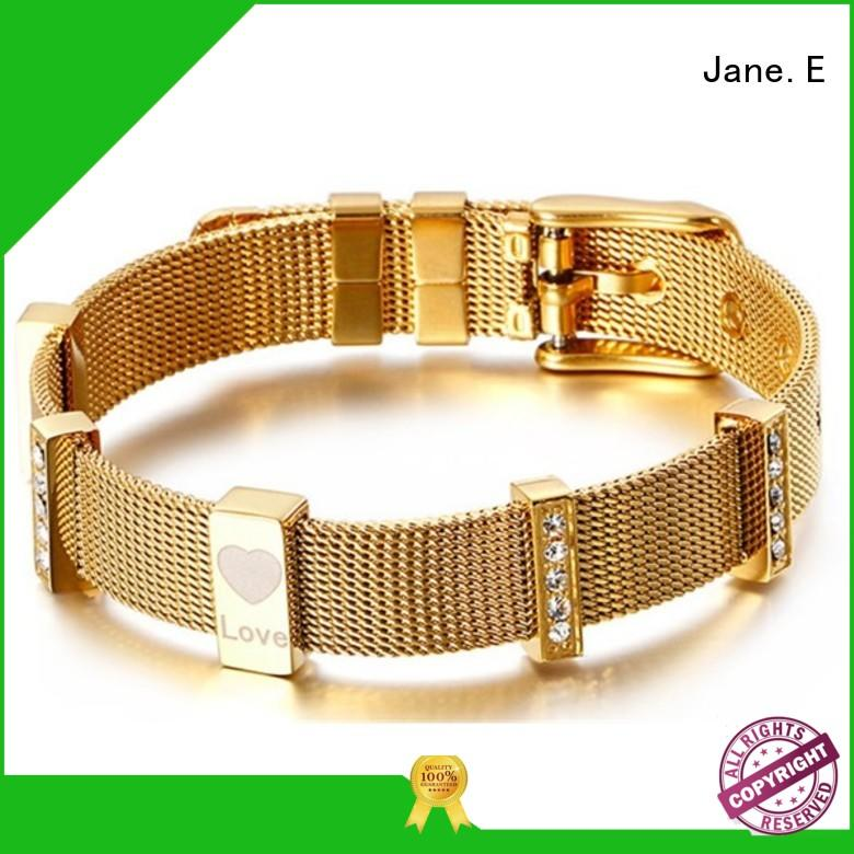 custom made mens stainless steel bangle surgical exquisite for gift