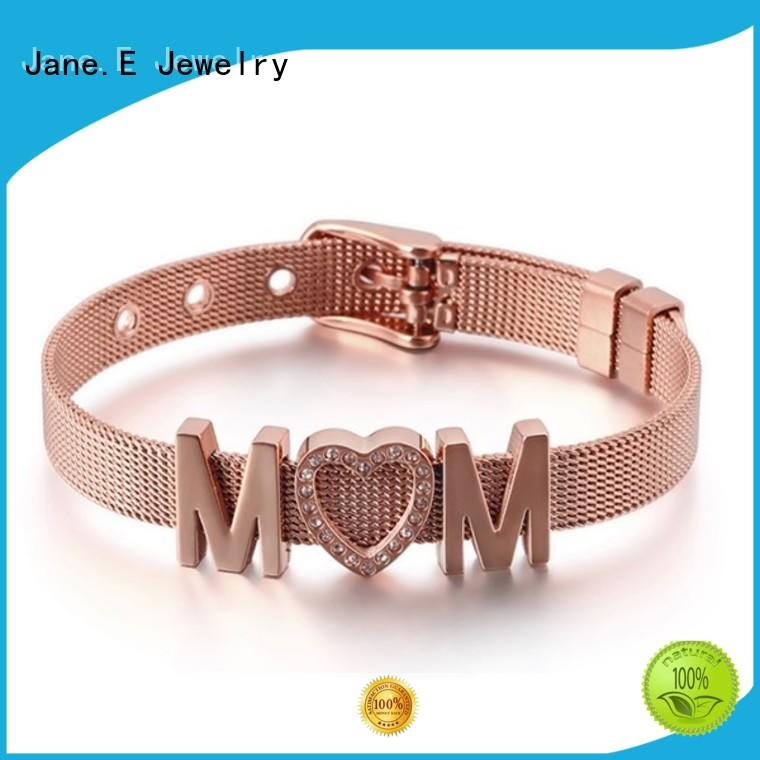 custom made stainless steel bangle with stainless steel watch band exquisite supplier