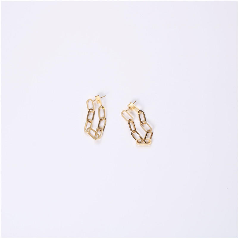 JaneE blanks no piercing earrings ODM for decoration-2