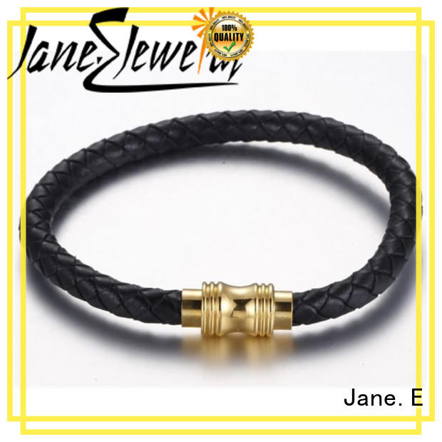 JaneE 316l stainless steel bangle exquisite for gift