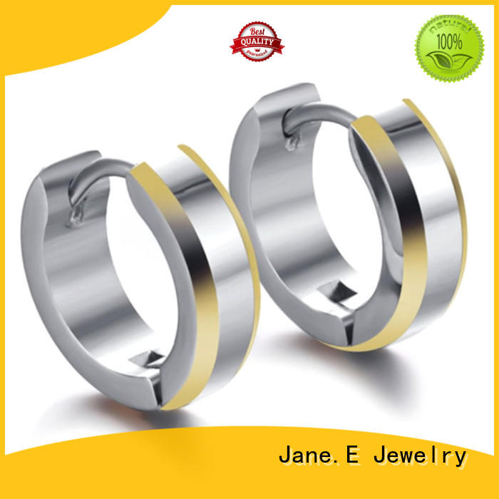 JaneE piercing hypoallergenic earrings classic style for gift