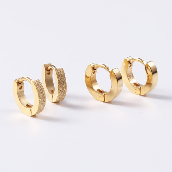 JaneE stylish surgical stainless steel earrings customized for decoration-1